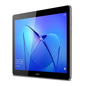 "Huawei MediaPad T3 10.0 24,4 cm (9.6"") Qualcomm Snapdragon 2 GB 32 GB Wi-Fi 4 (802.11n) Grijs Android 7.0"