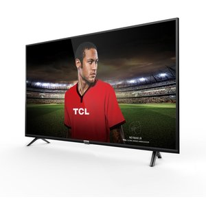 "TCL 55DP600 tv 139,7 cm (55"") 4K Ultra HD Smart TV Wi-Fi Zwart"