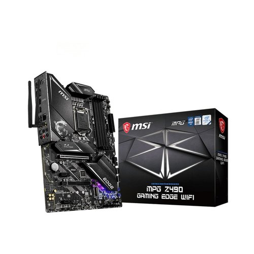 MSI MB  MPG Z490 Gaming Edge WIFI LGA 1200 ATX