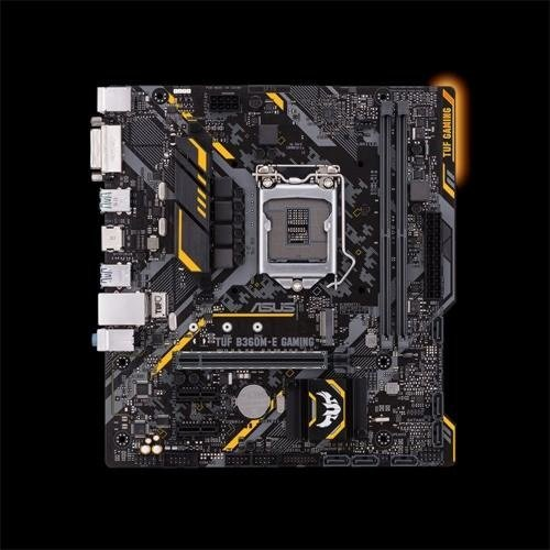 Asus MB  TUF B360M-E Gaming / 1151 8th comp / M.2 / mATX