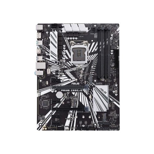 Asus ASUS PRIME Z390-P moederbord LGA 1151 (Socket H4) ATX Intel Z390