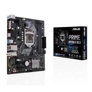 Asus ASUS PRIME H310M-E R2.0 LGA 1151 (Socket H4) Micro ATX Intel® H310