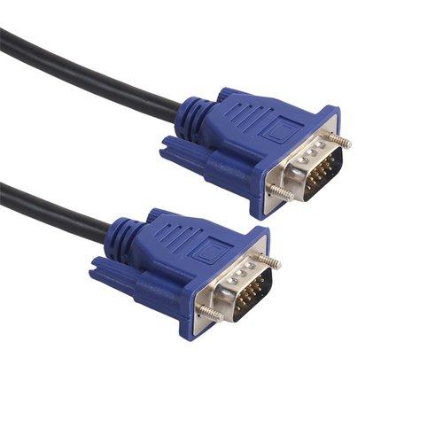 Ewent ECON-line VGA 1.8m 1.8m VGA (D-Sub) VGA (D-Sub) Zwart VGA kabel