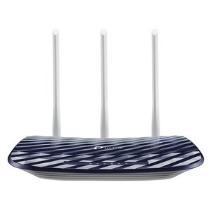 TP-Link TP-LINK AC750 draadloze router Dual-band (2.4 GHz / 5 GHz) Fast Ethernet Zwart, Wit