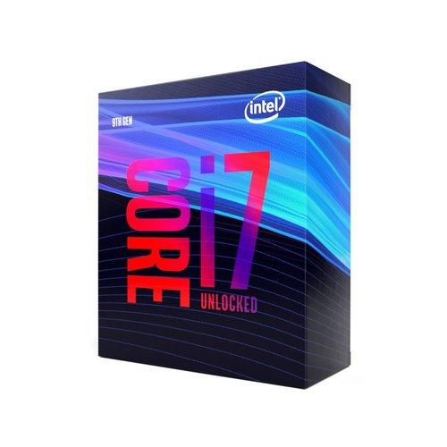 Intel Core i7-9700K processor 3,6 GHz Box 12 MB Smart Cache