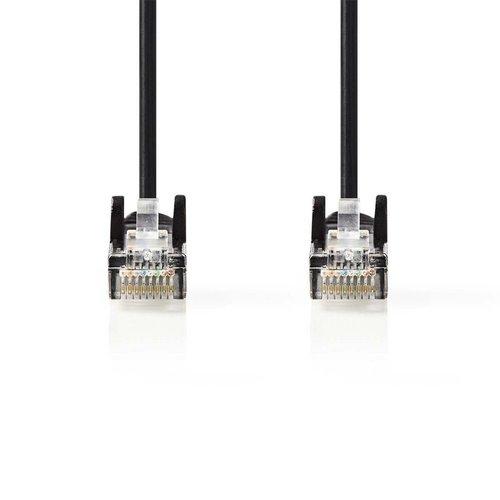 Nedis CAT5e UTP-Netwerkkabel/RJ45 5m Zwart