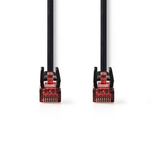 Nedis CAT6 UTP-Netwerkkabel/RJ45 1m Zwart