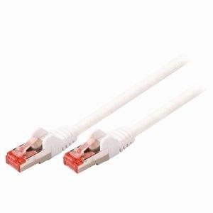 Nedis CCGP85221WT30 netwerkkabel 3 m Cat6 S/FTP (S-STP) Wit