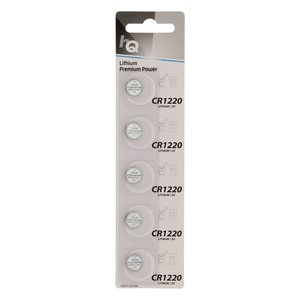 OEM HQ HQCR1220/5BL niet-oplaadbare batterij