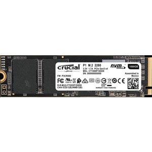 Crucial P1 M.2 1000 GB PCI Express 3.0 NVMe