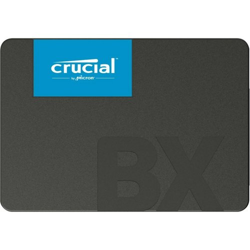 Crucial SSD  BX500 480GB 540MB/s Read 500MB/s