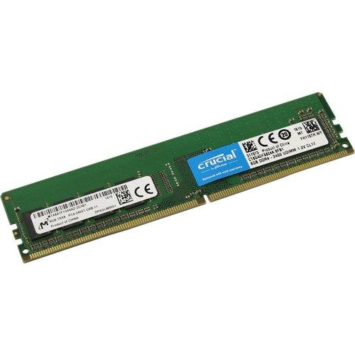 Crucial MEM  8GB DDR4/2400MHz DIMM