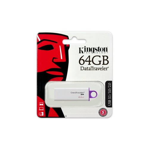 Kingston Storage  DataTraveler 64GB USB3.0 Gen4