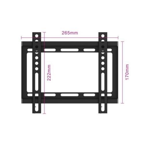 "Ewent Easy Fix TV wall mount M, 23"" - 42"""