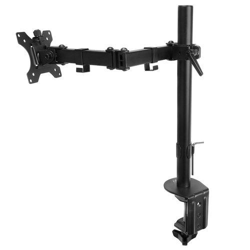"""Ewent EW1510 flat panel bureau steun 68,6 cm (27"""") Klem Zwart"""