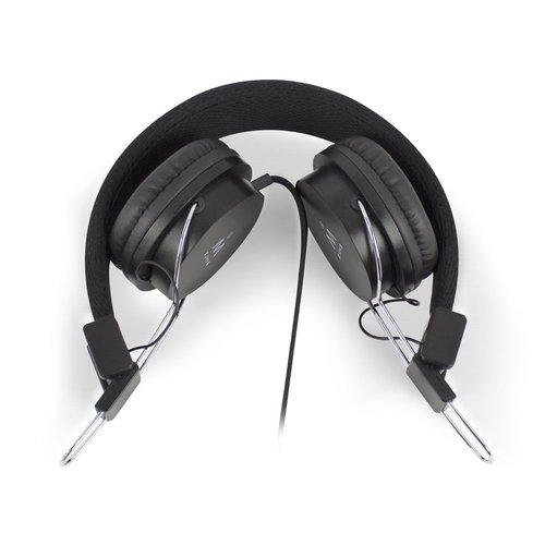 Ewent Headphones Professional Black
