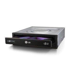 Hitachi LG GH24NSD5 optisch schijfstation Intern Zwart DVD Super Multi DL