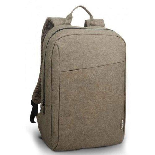"""Lenovo B210 notebooktas 39,6 cm (15.6"""") Rugzak Groen/ Bruin"""