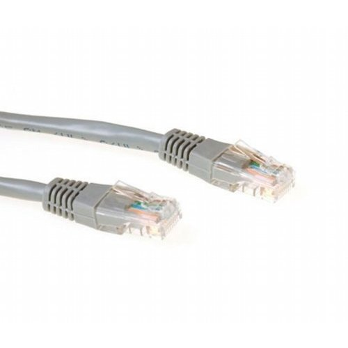Ewent OEM CAT5e Networking Cable 1.5 Meter Grey