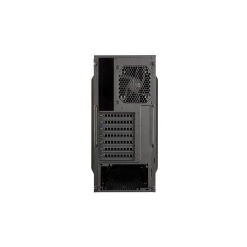 CoolerMaster Case  MasterBox E500L MidiTower mATX BlackSilver