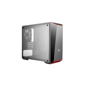 CoolerMaster Cooler Master MasterBox Lite 3.1 TG Mini Tower Zwart