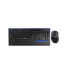 Rapoo 8300T Wireless Keyboard + Mouse desktopset - Black