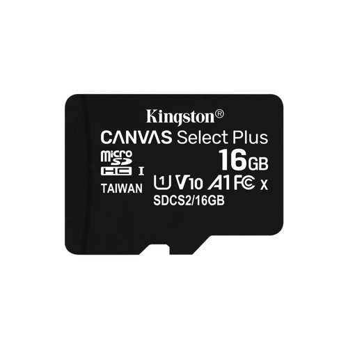 Kingston SDCARD  Canvas Select SD Class10 16GB