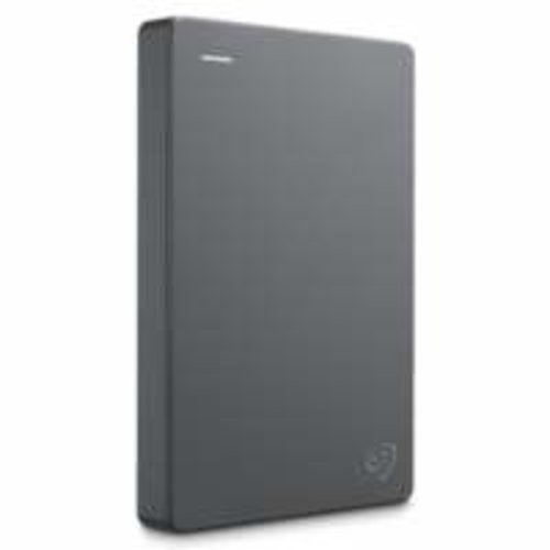 Seagate HDD Ext.  Basic 4TB Zilver