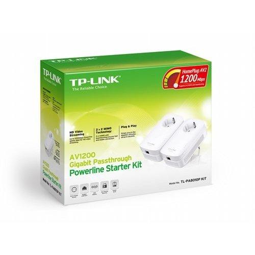 TP-Link TP-LINK AV1200 1200 Mbit/s Ethernet LAN Wit KIT