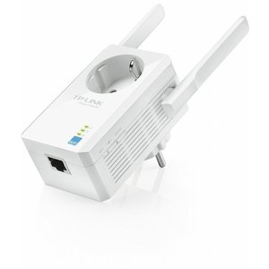 TP-Link TP-LINK TL-WA860RE Netwerkrepeater 10,100 Mbit/s Wit