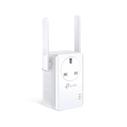 TP-Link 300Mbps Wireless Range Extender incl. stopcontact