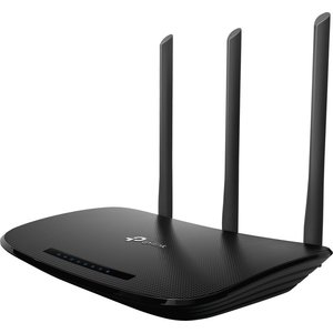 TP-Link TP-LINK TL-WR940N draadloze router Single-band (2.4 GHz) Fast Ethernet Zwart
