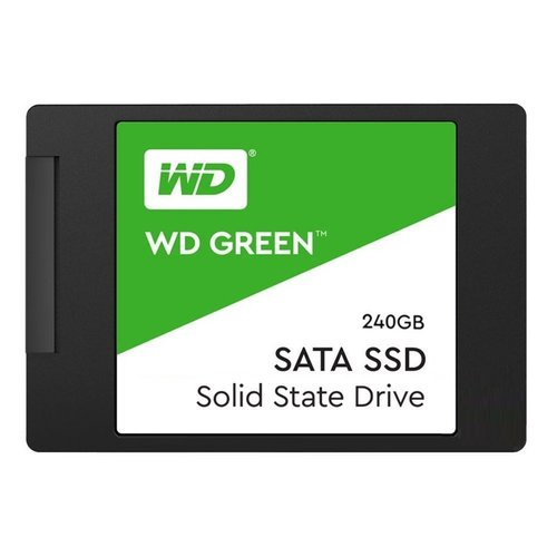 Western Digital SSD WD Green 240GB 2.5Inch( 540MB/s read 465MB/s) SATA-600