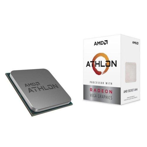 AMD CPU  Athlon 200GE / Dualcore /  AM4 / 3.2GHZ / Boxed