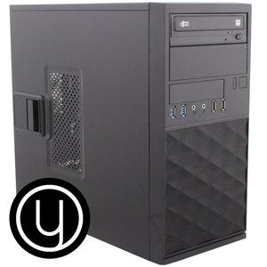 Yours! Yours Black Desktop PC i7/16GB/2TB/240GB SSD/HDMI/W10