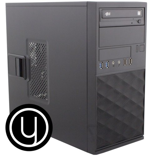 Yours! YOURS BLACK /INTEL I7 / 16GB / 2TB / 240GB SSD / HDMI / W10