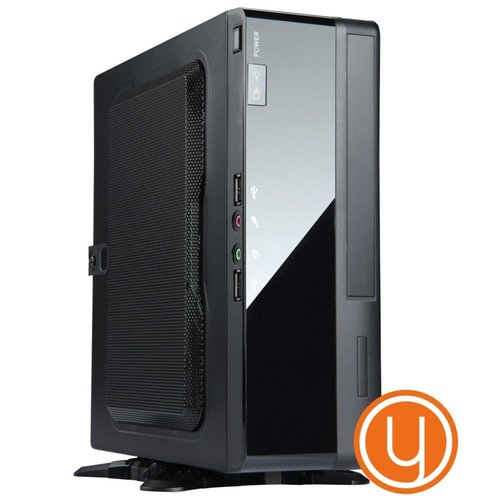 Yours! YOURS ORANGE / ITX / CEL 4900 / 4GB / 240GB SSD / HDMI / W10