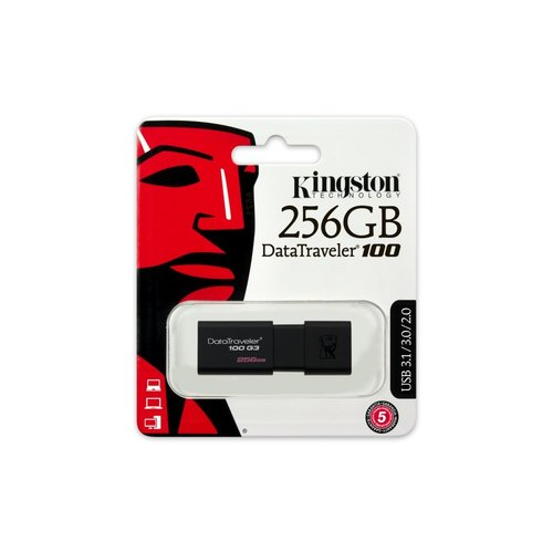 Kingston Storage  Data Traveler 100 G3 256GB