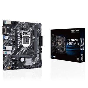 Asus ASUS PRIME B460M-K Micro ATX Intel B460