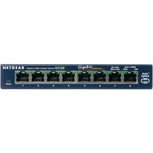 Netgear ProSafe 8 Port Gigabit Desktop Switch