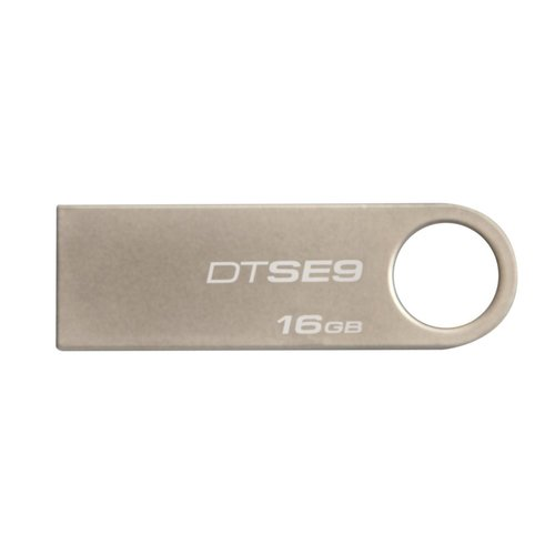 Kingston DataTraveler SE9 16GB USB Flash Type-A 2.0 Zilver