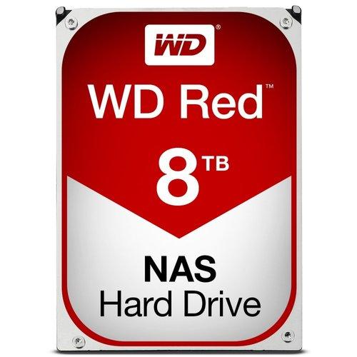 "Western Digital Red 3.5"" 8000 GB SATA III"