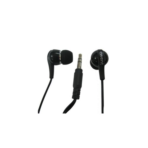 Ewent Earplug in-ear black