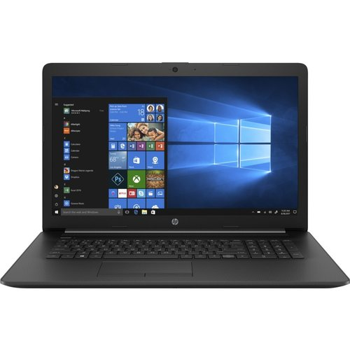 Hewlett Packard HP 17.3 F-HD / N4000 / 4GB / 256GB / DVD / W10H