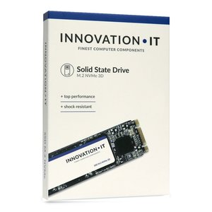 OEM Innovation IT 00-1024111 internal solid state drive M.2 1000 GB PCI Express 3D TLC NVMe