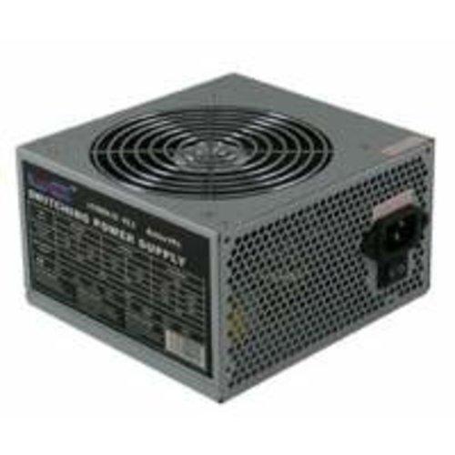 LC-Power LC500H-12 V2.2 power supply unit 500 W ATX Grijs