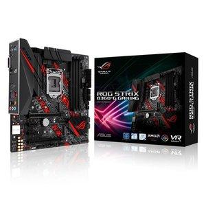 Asus ASUS ROG STRIX B360-G GAMING moederbord LGA 1151 (Socket H4) Micro ATX Intel® B360