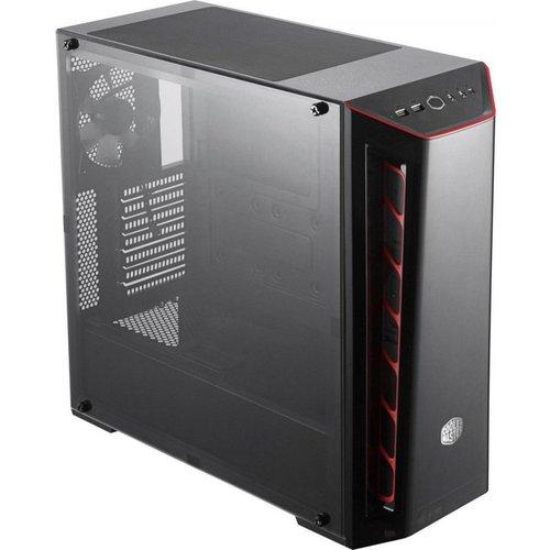 CoolerMaster Cooler Master MasterBox MB520 Midi-Toren Zwart