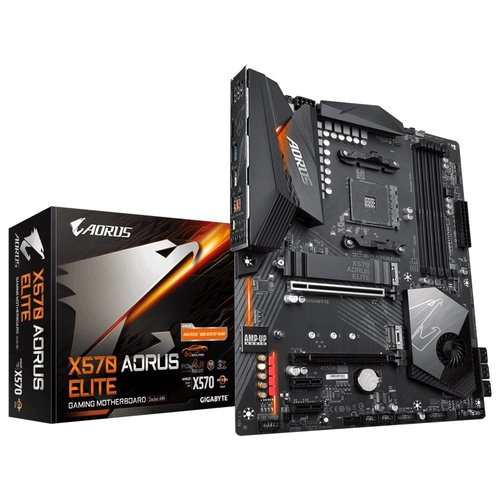 Gigabyte MB  X570 AORUS ELITE Socket AM4 ATX