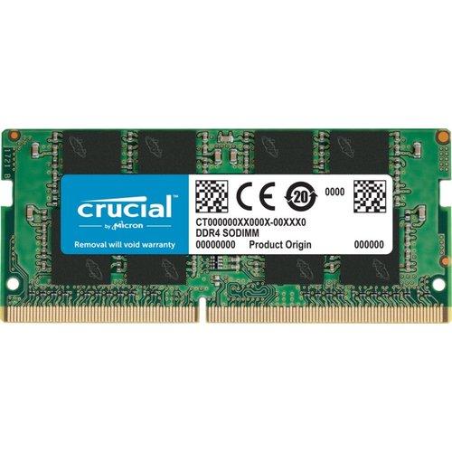 Crucial MEM  8 GB 1 x 8 GB DDR4 2666 MHz SODIMM